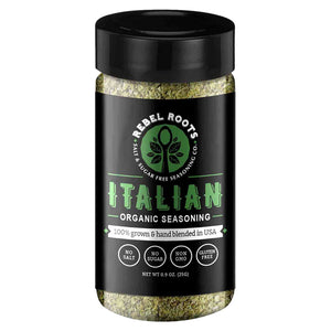 Salt Free Seasonings - Sugar Free, Organic, Non-GMO Seasoning Blends