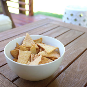 High Protein Tortilla Chips, Protein Chips, Muscle Chips by Wholesome Provisions