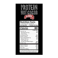Protein Hot Chocolate - High Protein & Low in Carbs, Keto-Friendly