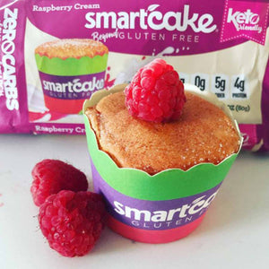 Smart cakes, low carb cupcakes, keto cakes, low carb dessert