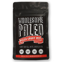 Paleo Pizza Crust Mix, Vegan Pizza Mix, Gluten Free Pizza Mix by Wholesome Provisions