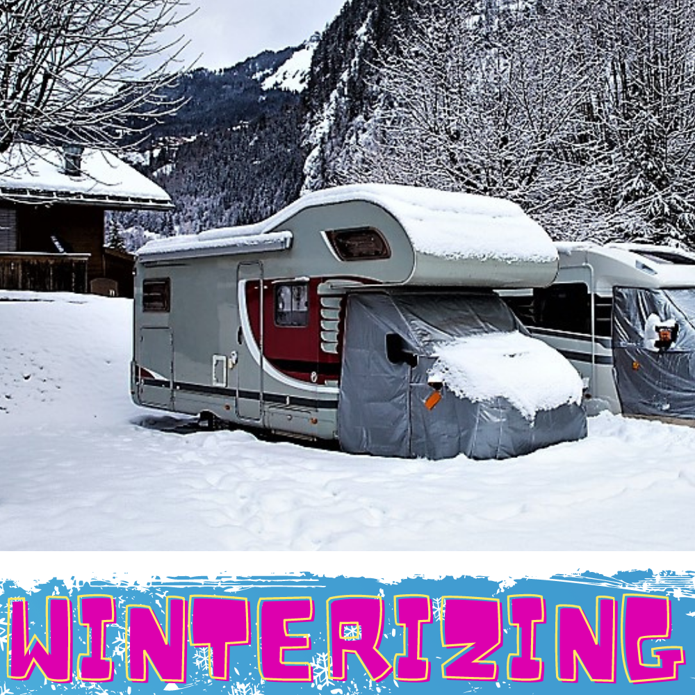 DON'T LET WINTER GIVE YOUR RV WATER SYSTEM A CHILLY RECEPTION