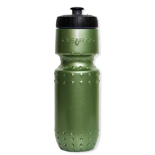 Clear2Go™ Filter Sport Water Bottle Green - CWB200-TGR