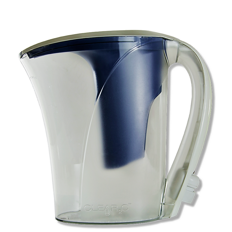CLEAR2O® ADVANCED WATER FILTRATION PITCHER - CWS100