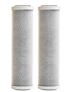 CLEAR2O® UNIVERSAL ADVANCED SOLID CARBON WATER FILTER - CTO1102 - 2 Pack