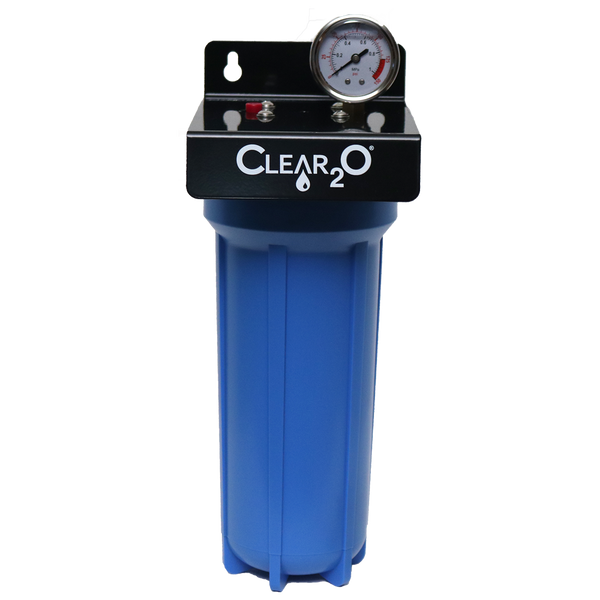 CLEAR2O® RV CANISTER WATER FILTRATION SYSTEM MOUNTED - CSC100B