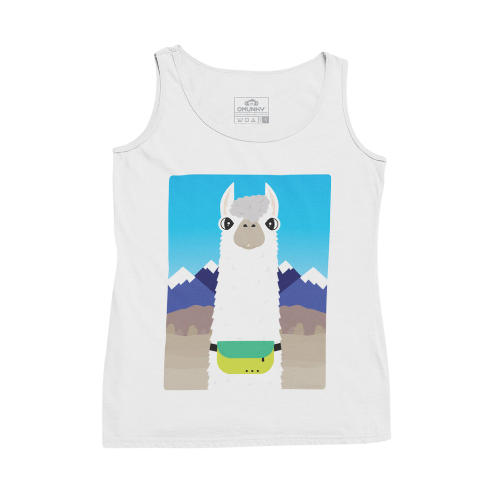 Load image into Gallery viewer, Don't Worry, Alpaca Fanny! Tank