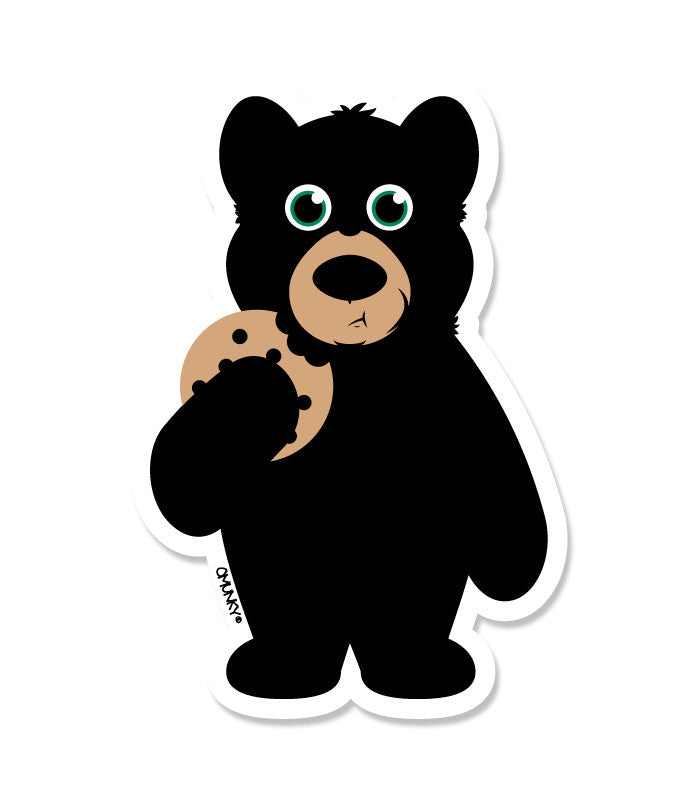 Cookie Cub Sticker