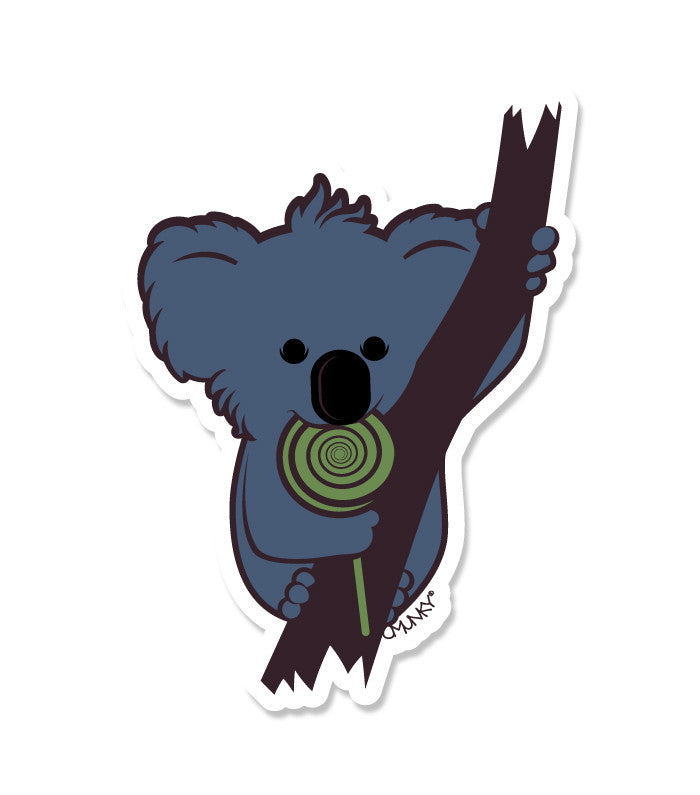 Koala Kandy Sticker
