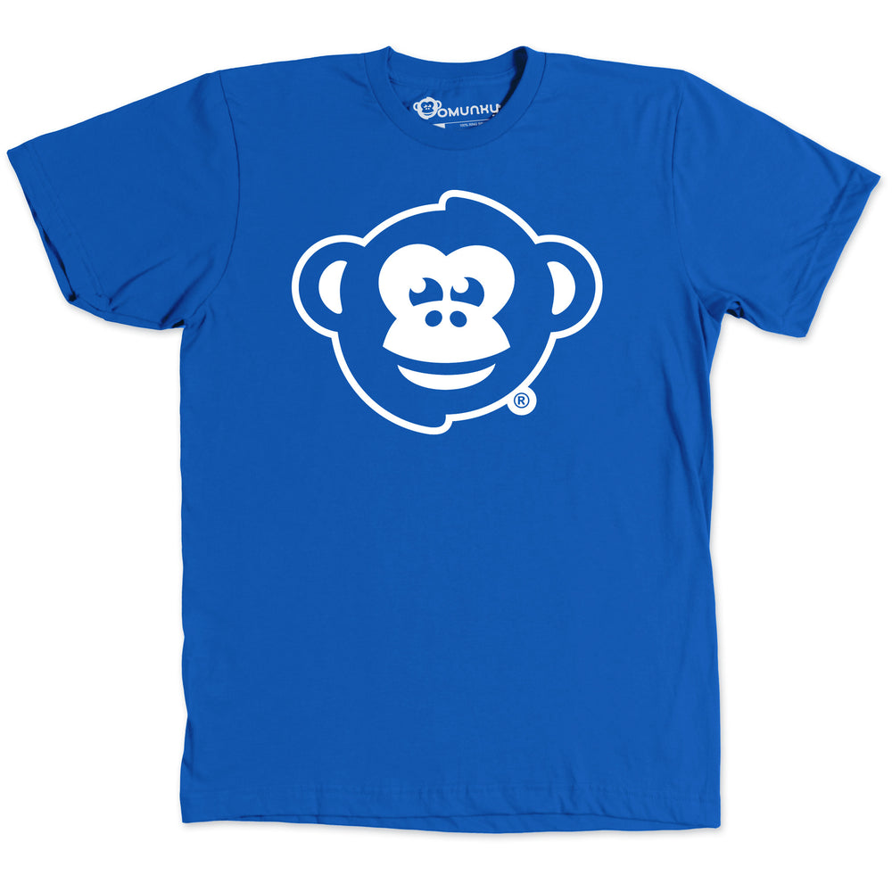 Load image into Gallery viewer, OMUNKY Logo<br/>(Royal Blue)