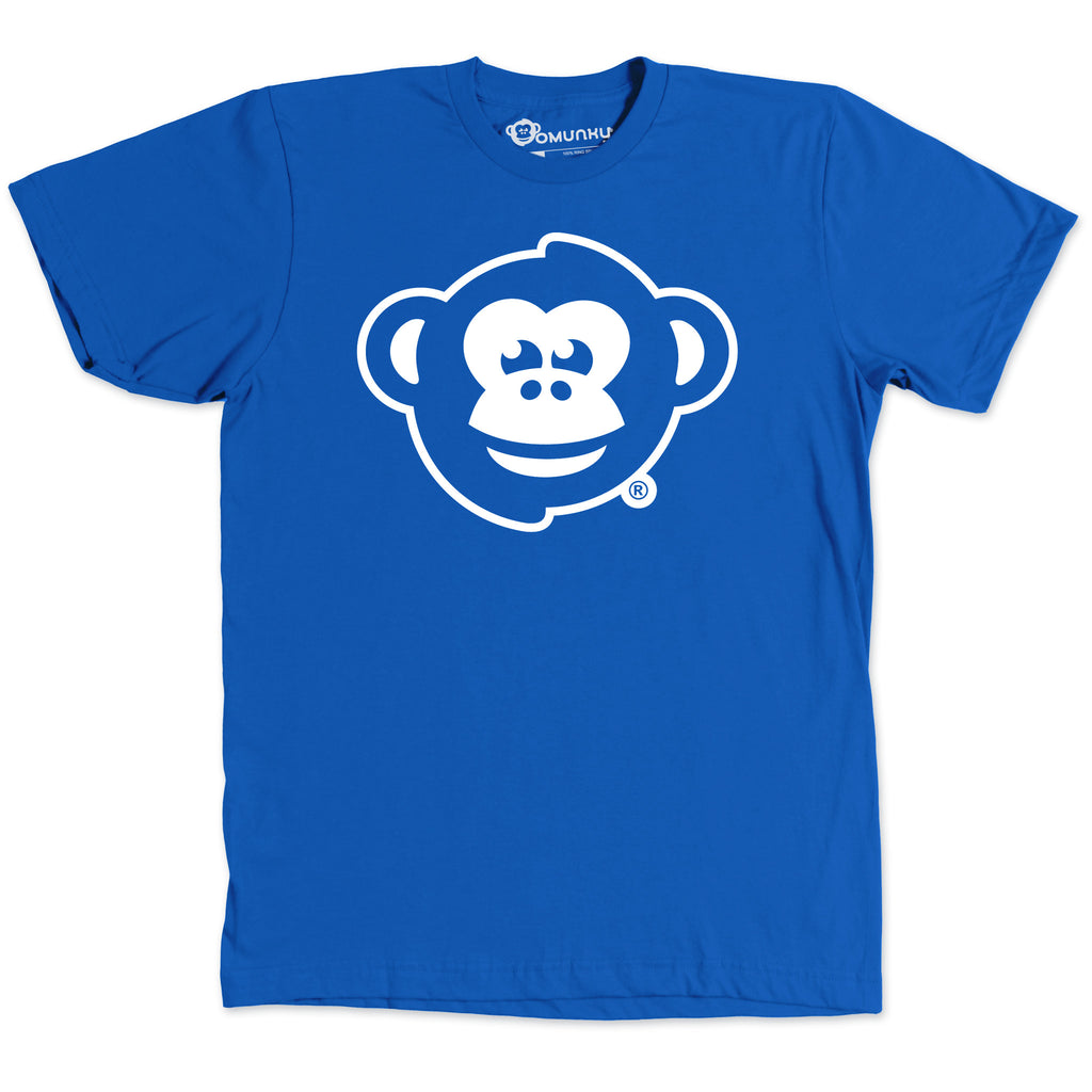 OMUNKY Logo<br/>(Royal Blue)