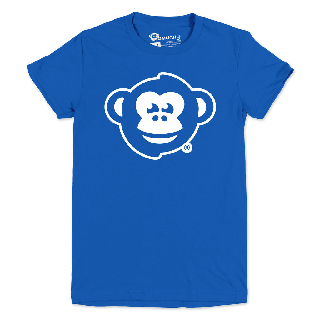 OMUNKY Logo Girls<br/>(Royal Blue)