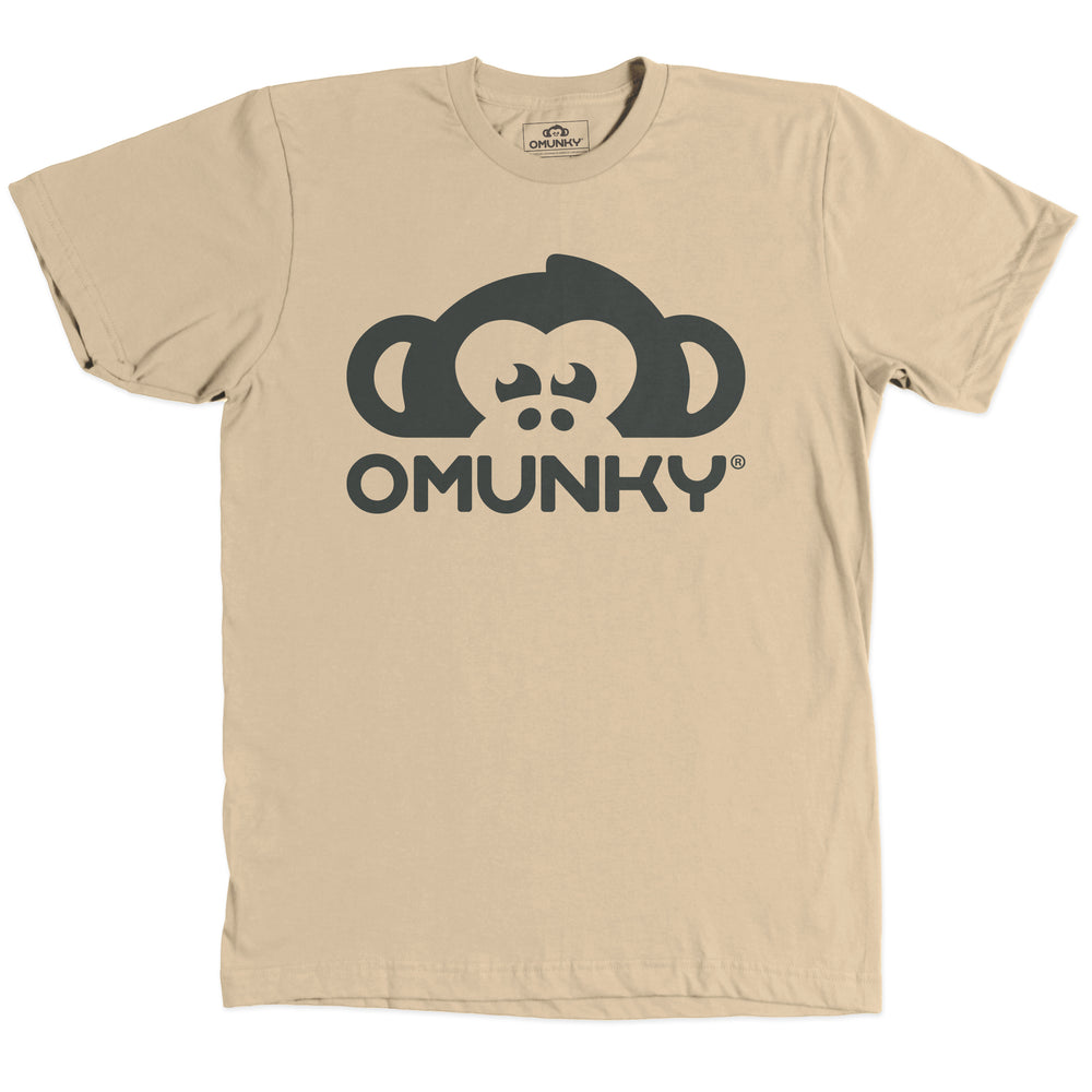 Load image into Gallery viewer, OMUNKY Logo T-Shirt