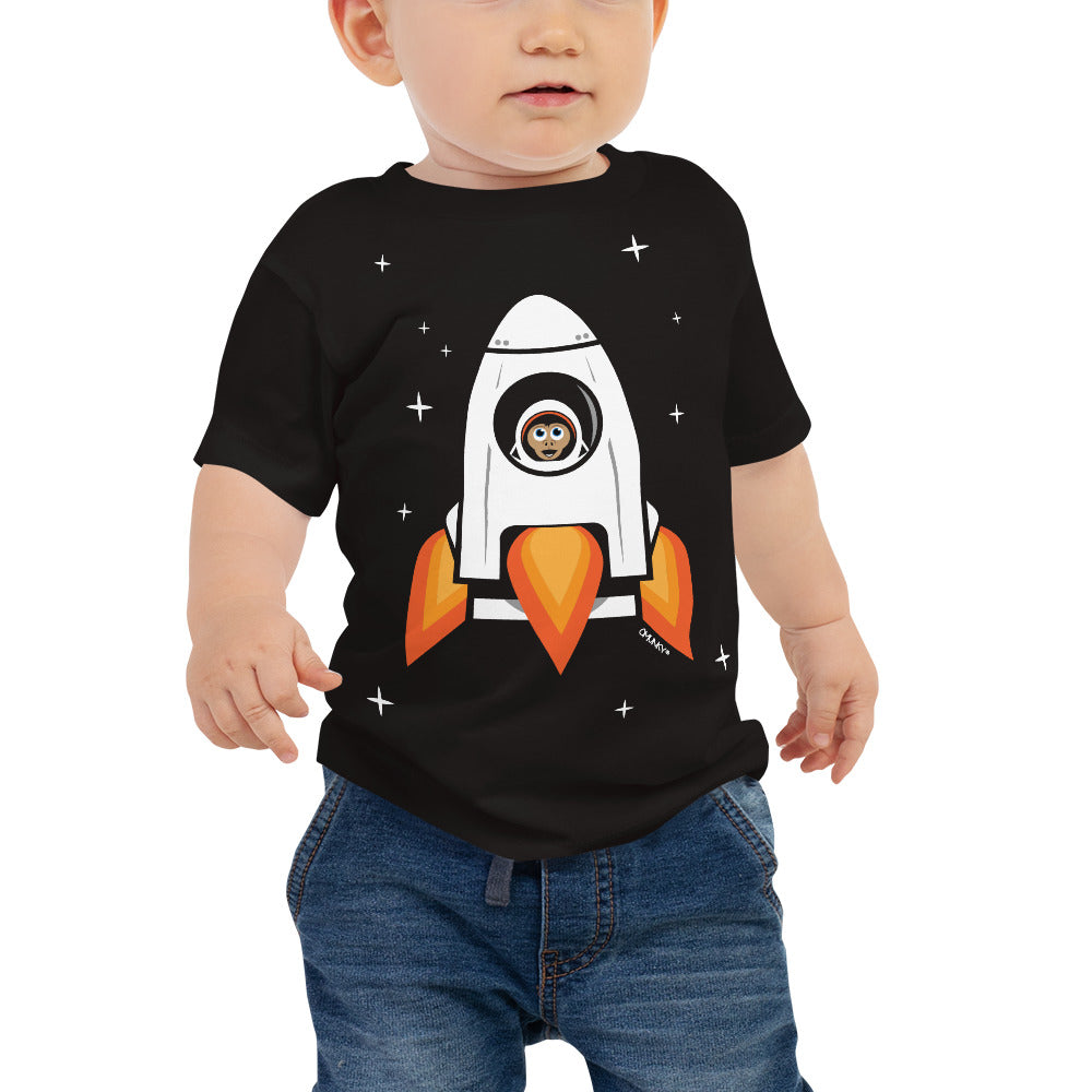 Load image into Gallery viewer, Space Chimp X Baby