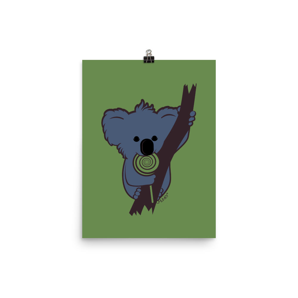 Load image into Gallery viewer, Koala Kandy Poster