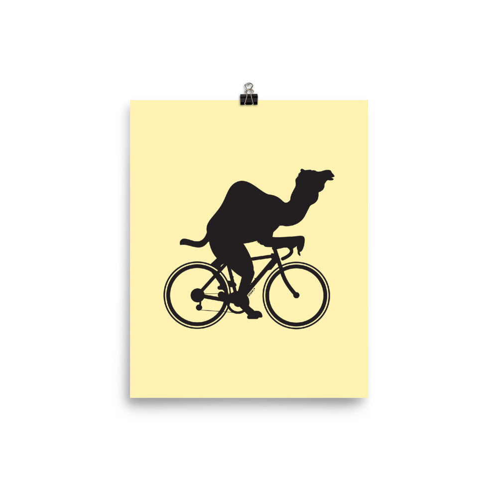 Load image into Gallery viewer, Camel Commuter Poster