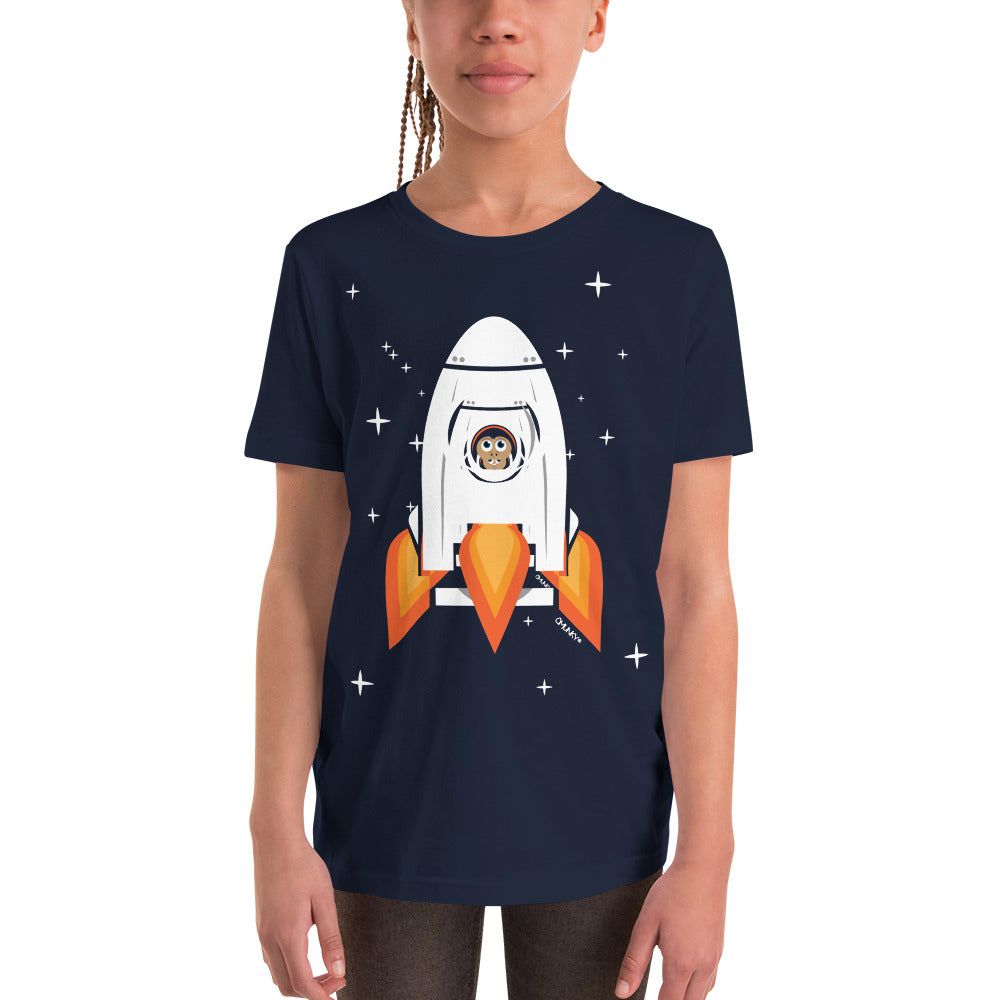 Space Chimp X Youth