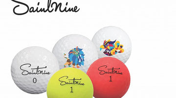 Saintnine Golf Balls Introduced in U.S.