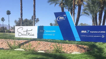 Saintnine to be a Sponsor of the 2019 ANA Inspiration