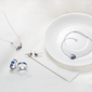 The Starry Night 925 Sterling Silver Set 5 pieces - Art Store