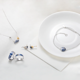 The Starry Night Silver Set 5 pieces - Art Store