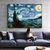 "Van Gogh ""The Starry Night"" Wall Art"