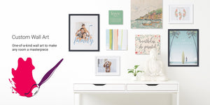 Custom Art Prints & Wall Art - Art Store