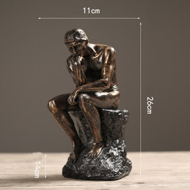 Auguste Rodin 'The Thinker' Statue - Art Store