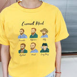 Van Gogh 'Current Mood' T-Shirt - Art Store