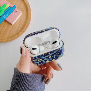 Van Gogh's Starry Night AirPods Case