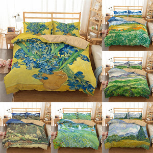 Van Gogh Artworks Bedding Duvet Cover Sets