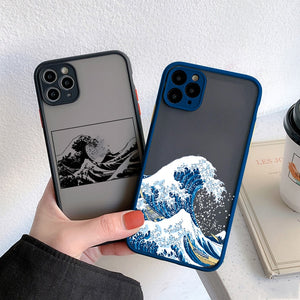Great Wave off Kanagawa Matte Case For iphone