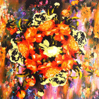 Silk Scarf Inspired Famous Oil Painting (More Designs) - Art Store