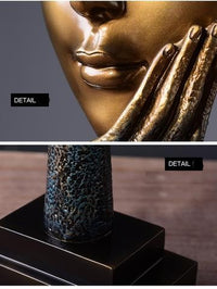 Creative Thinkers Modern Abstract Sculptures - Art Store