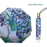 Van Gogh Oil Paintings Inspired Umbrellas - Art Store