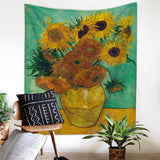 Van Gogh Artworks Inspired Tapestry Wall Hanging - Art Store