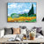 Van Gogh 'Wheatfield With Cypresses' Wall Art