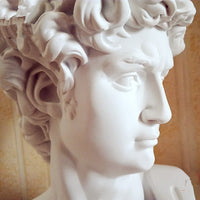 Michelangelo David Mini Bust - Art Store