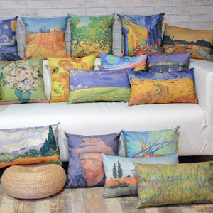 Van Gogh Inspired Pillowcases - Art Store