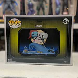 Nightmare Before Christmas Jack and Sally on the Hill Pop! Vinyl Figure Movie Moments