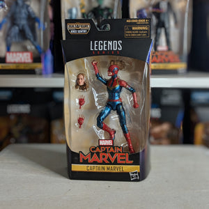 Marvel Legends Captain Marvel Action Figure