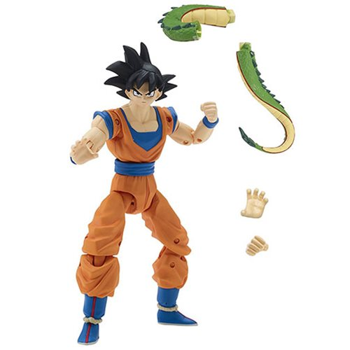 Dragon Ball Stars Wave 2 Goku Action Figure