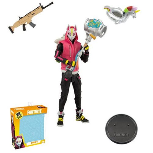 Fortnite Drift McFarlane Toys Action Figure