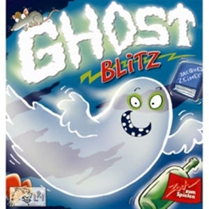 Ghost Blitz Lightning Fast Shape and Color Recognition Game