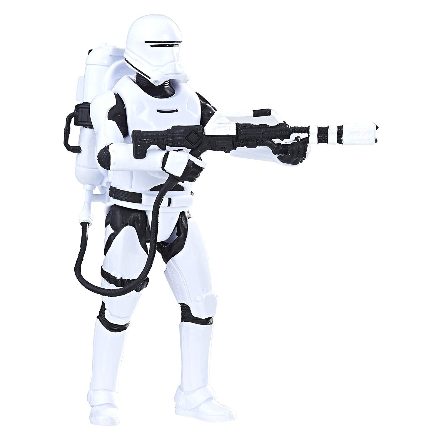 Star Wars Force Link First Order Flametrooper Figure