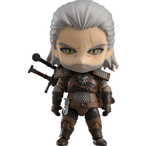 Geralt The Witcher Wild Hunt Nendoroid 907 Good Smile Company Figure