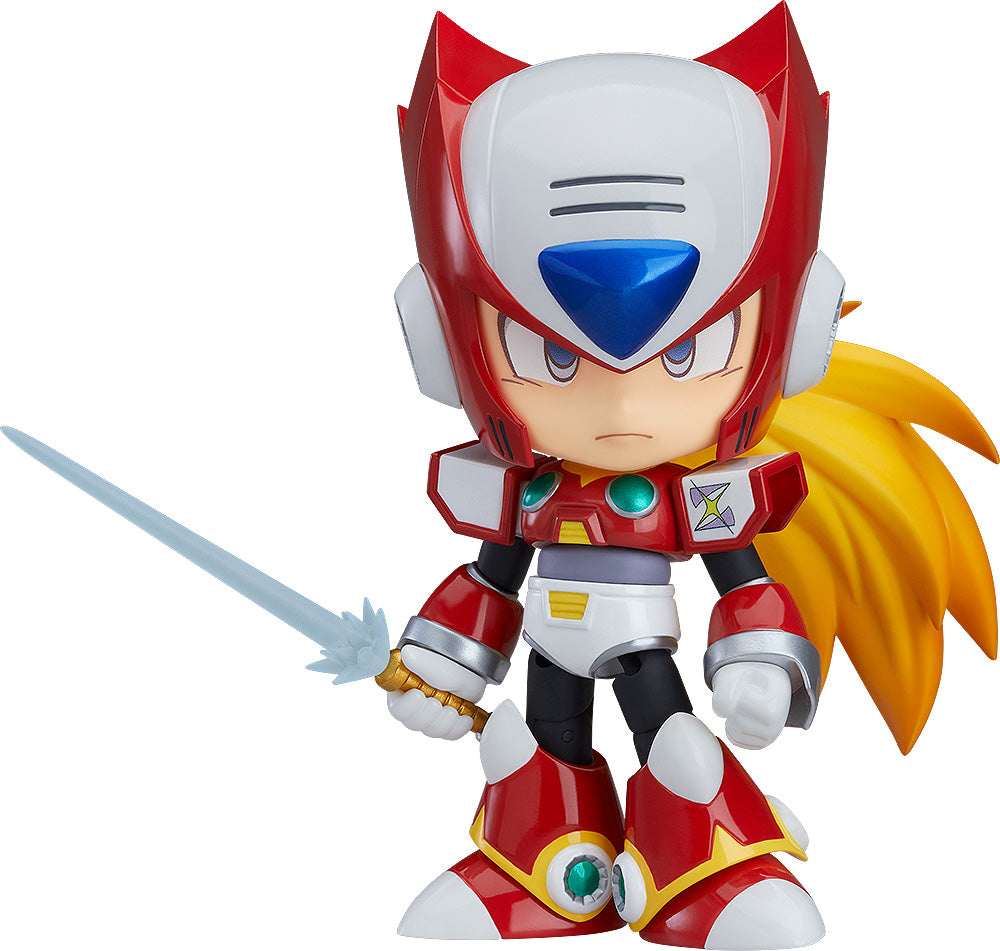 Mega Man X Zero Nendoroid Action Figure 860