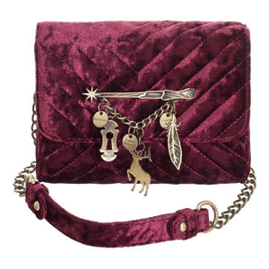 Harry Potter Spells Quilted Sidekick Crossbody