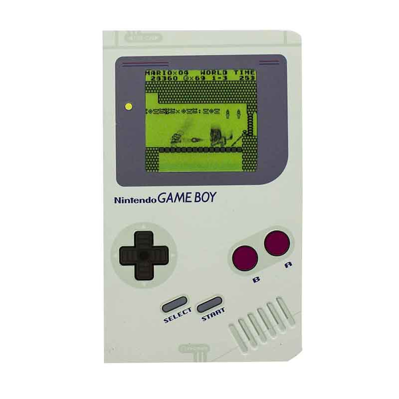 Game Boy Lenticular Notebook