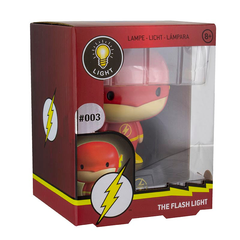 The Flash 3D Character Light